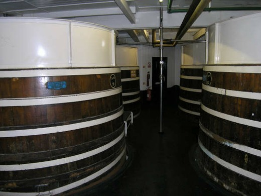 Wooden Fermentation Vessels