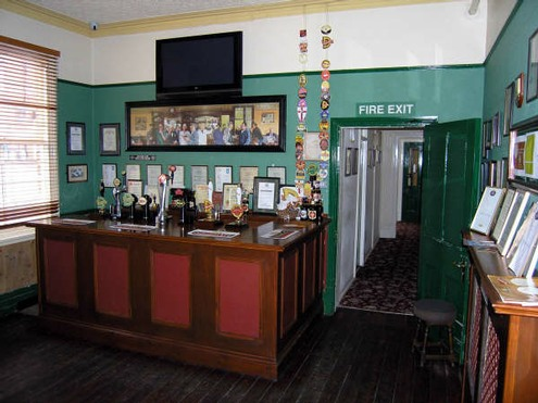 Highgate Brewery Bar